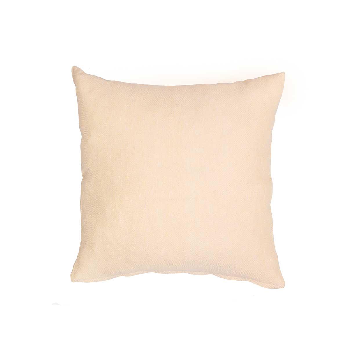 Διακοσμητική Μαξιλαροθήκη (40×40) Loom To Room Regalo Yellow