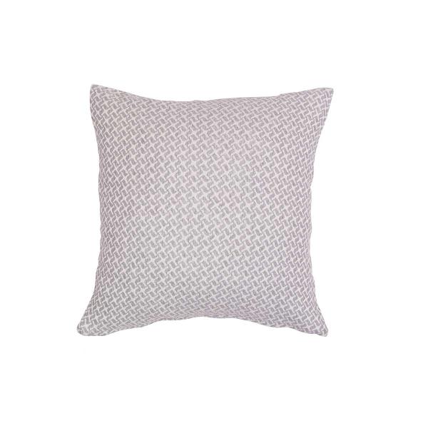 Διακοσμητική Μαξιλαροθήκη (40x40) Loom To Room Dimi Light Grey