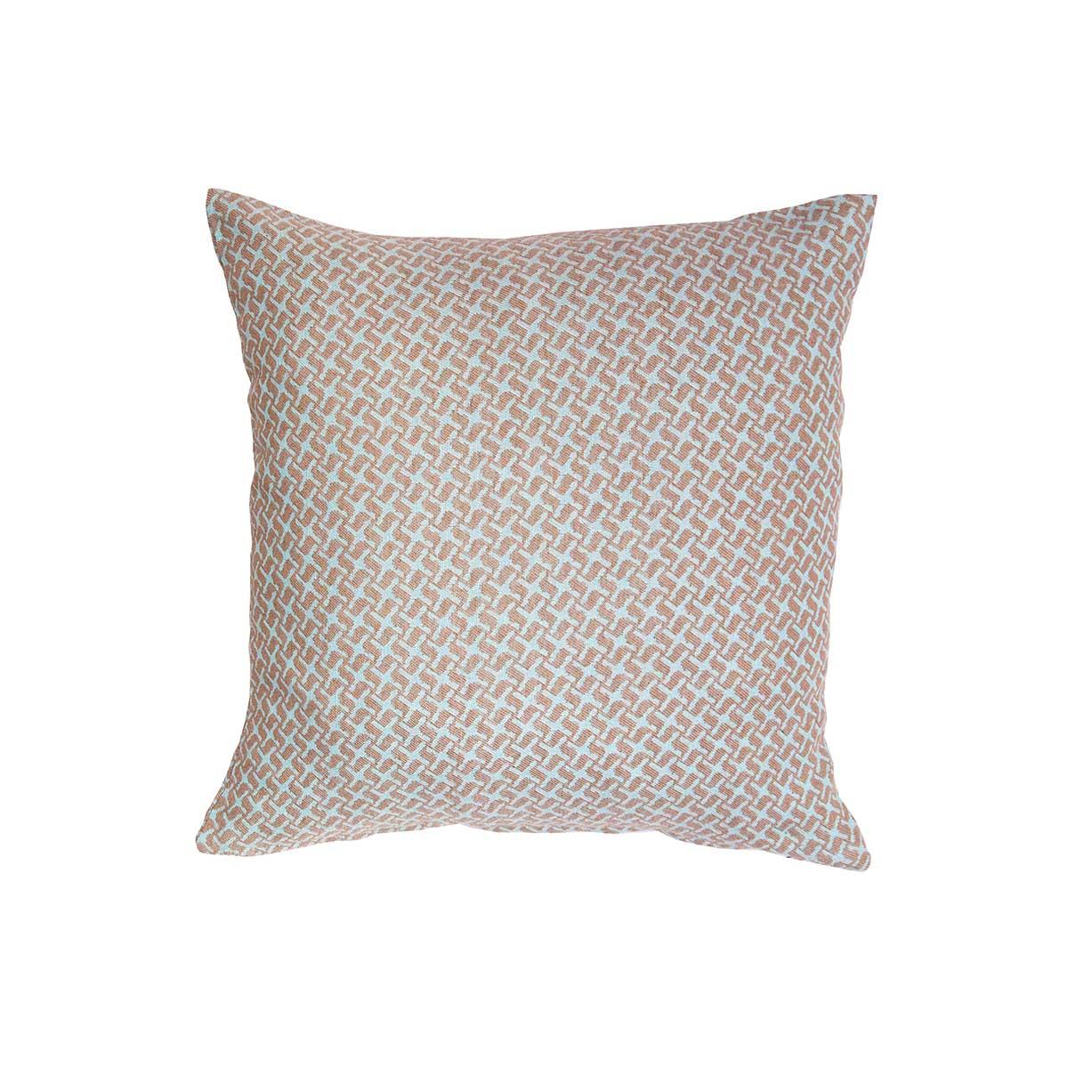 Διακοσμητική Μαξιλαροθήκη (40×40) Loom To Room Dimi Mint
