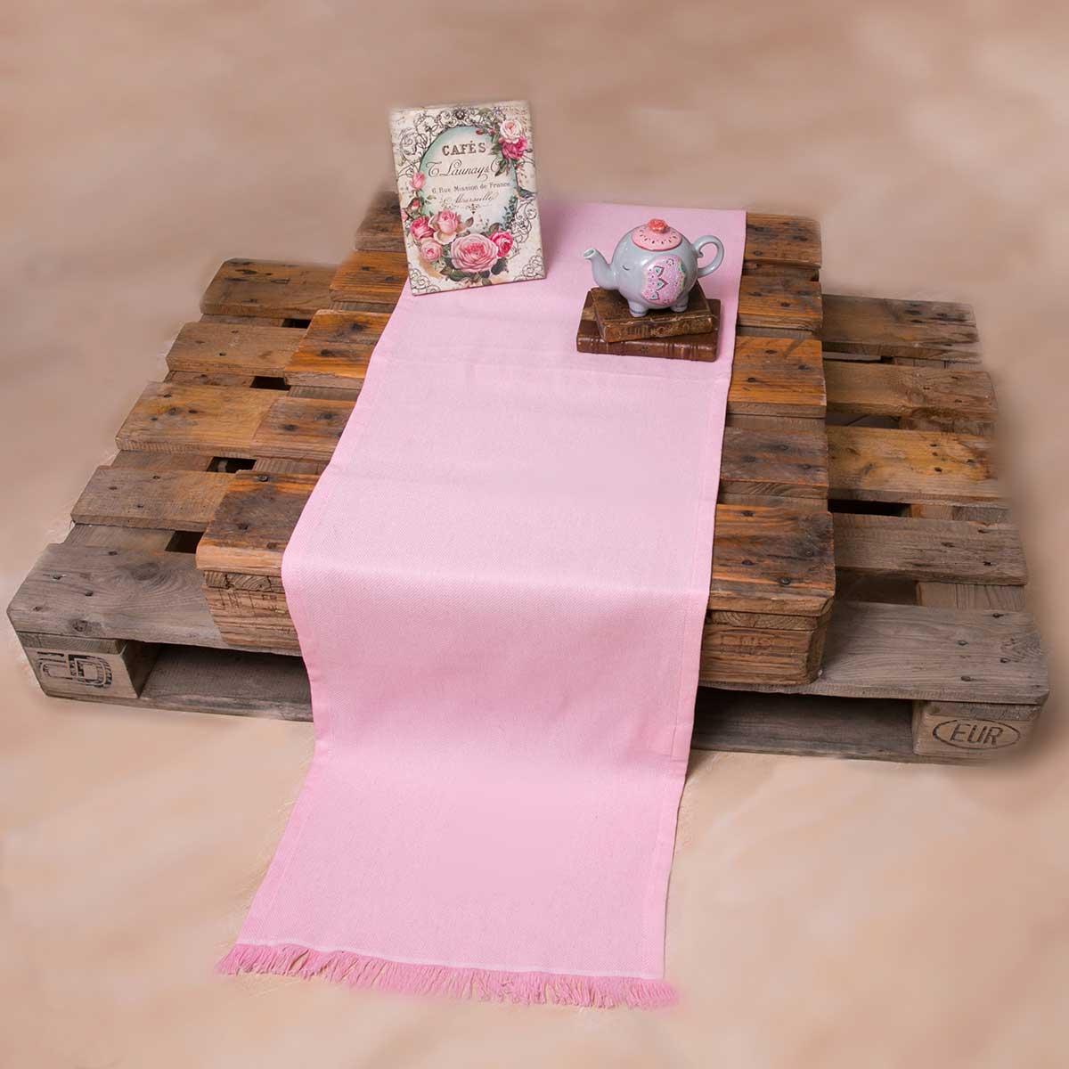 Τραβέρσα Loom To Room Regalo Pink