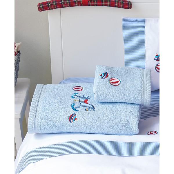 Βρεφικές Πετσέτες (Σετ 2τμχ) Kentia Baby Toys