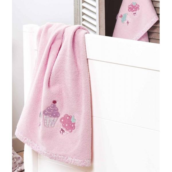 Βρεφικές Πετσέτες (Σετ 2τμχ) Kentia Baby Red Hood