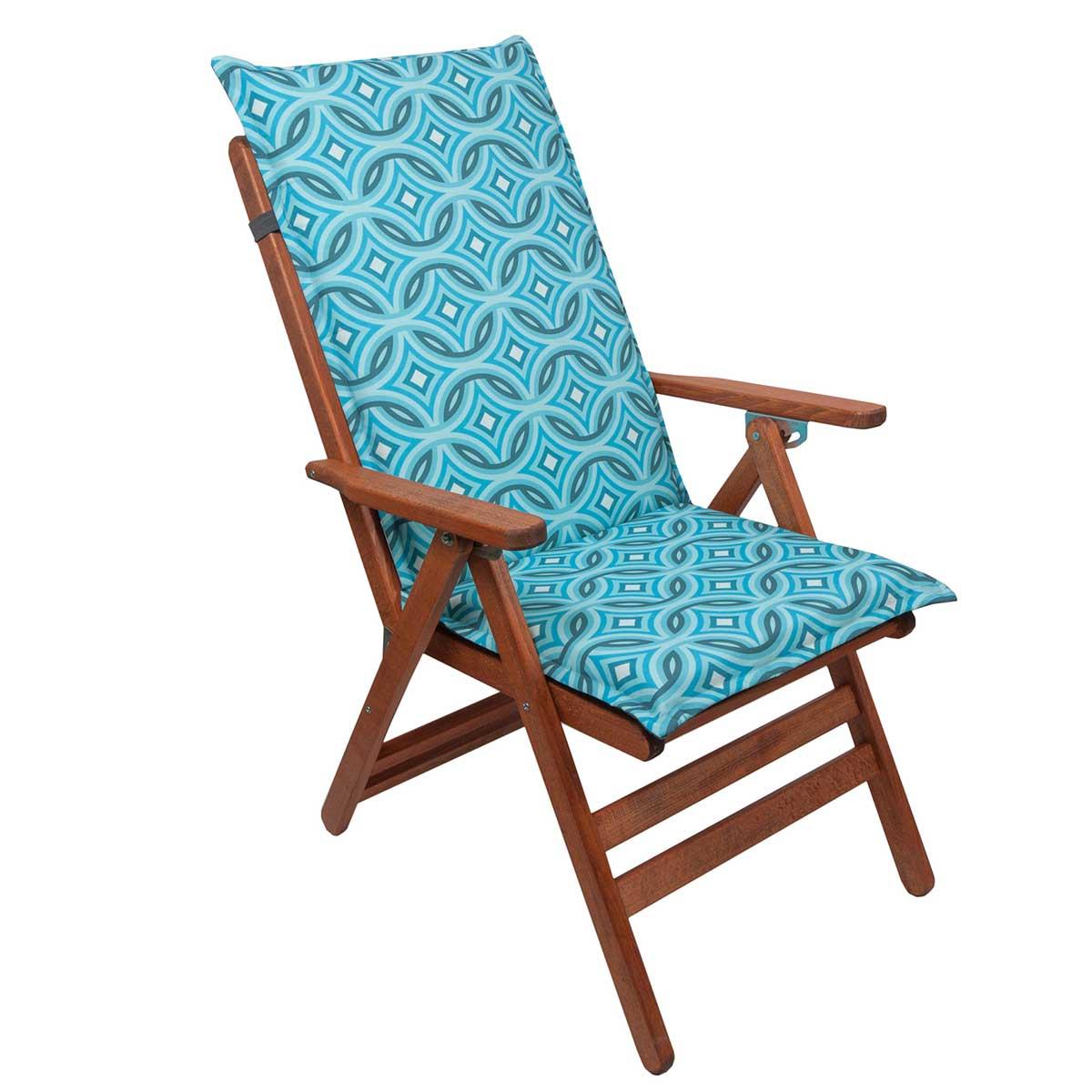 Μαξιλάρι Καρέκλας 2 Όψεων Με Πλάτη 70cm Be Comfy Cruzar