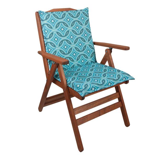 Μαξιλάρι Καρέκλας 2 Όψεων Με Πλάτη 50cm Be Comfy Cruzar