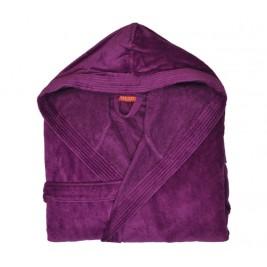 Μπουρνούζι Με Κουκούλα Nef-Nef Traffic Purple