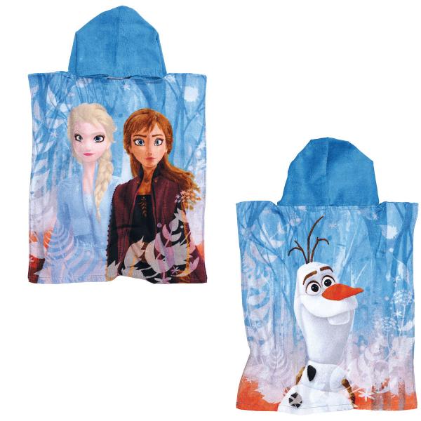 Παιδικό Πόντσο Das Home Frozen 5840