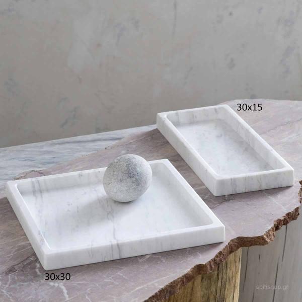 Δίσκος Διακόσμησης (30x15) Nima Marble
