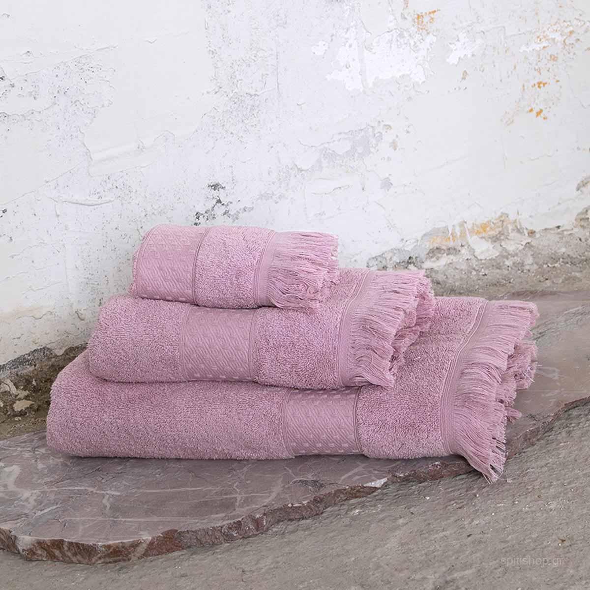 Πετσέτα Χεριών (30×50) Nima Bath Parley Lilac