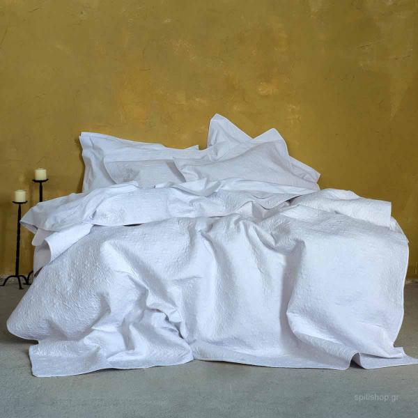 Νυφικό Σετ 7τμχ Nima White Luxury Florence