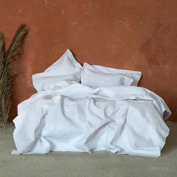 Νυφικό Σετ 7τμχ Nima White Luxury Sekkei