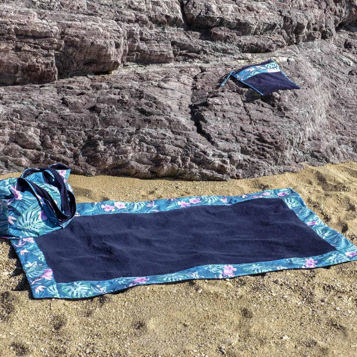 Πετσέτα Θαλάσσης Nima Beach Amazon