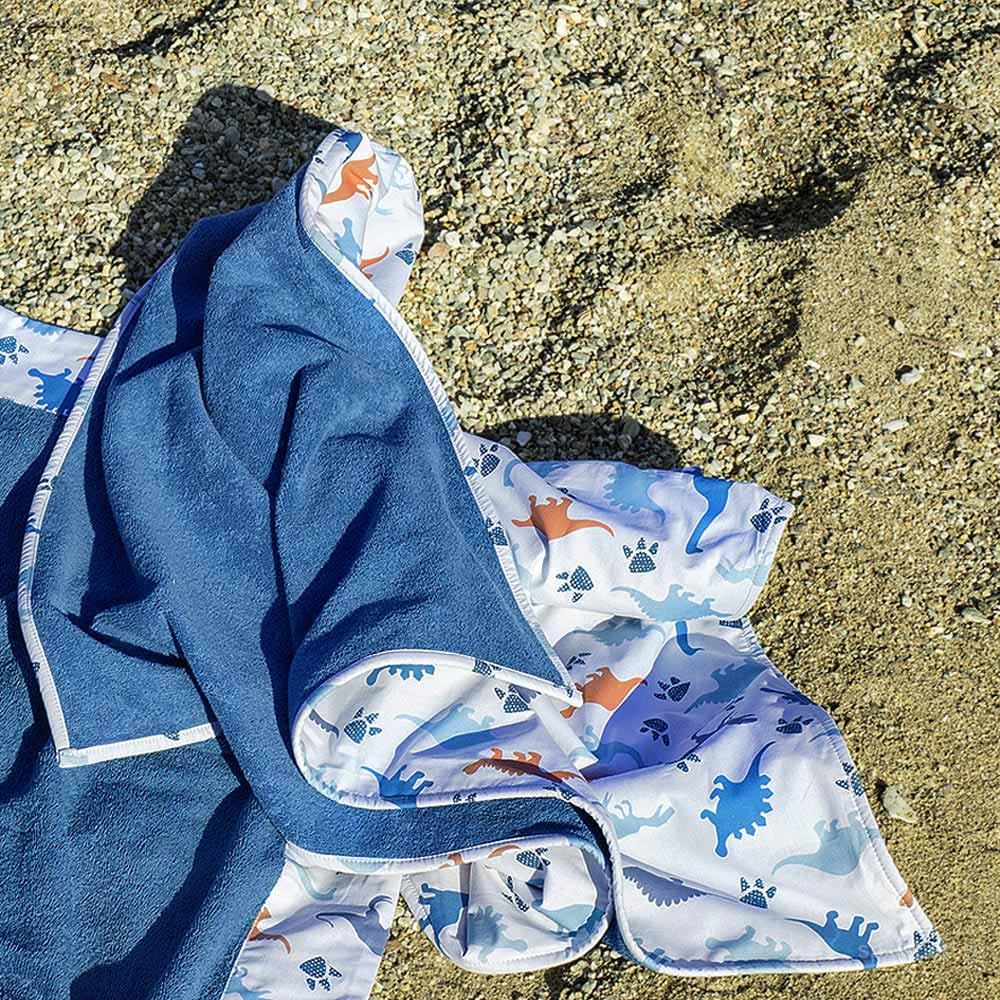 Παιδική Πετσέτα Θαλάσσης (75×150) Nima Beach Roarrr