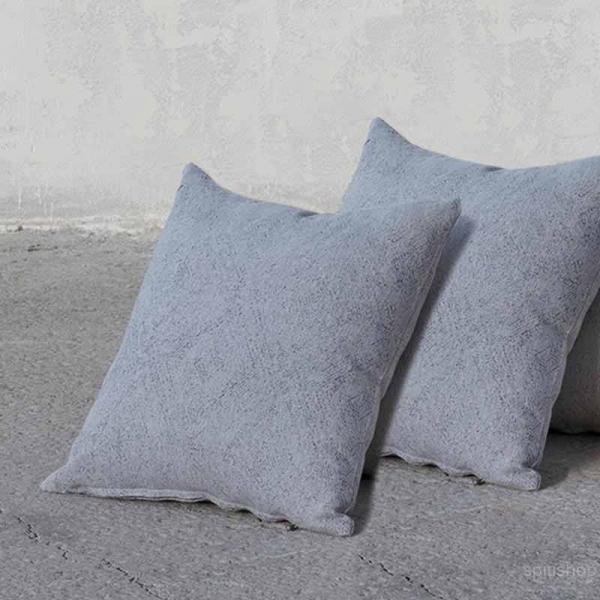 Διακοσμητικό Μαξιλάρι (45x45) Nima Living Vague Grey