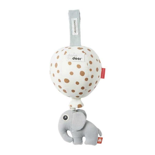 Μουσικό Παιχνίδι Δραστηριότητας Done By Deer Balloon Gold Dots BR72996
