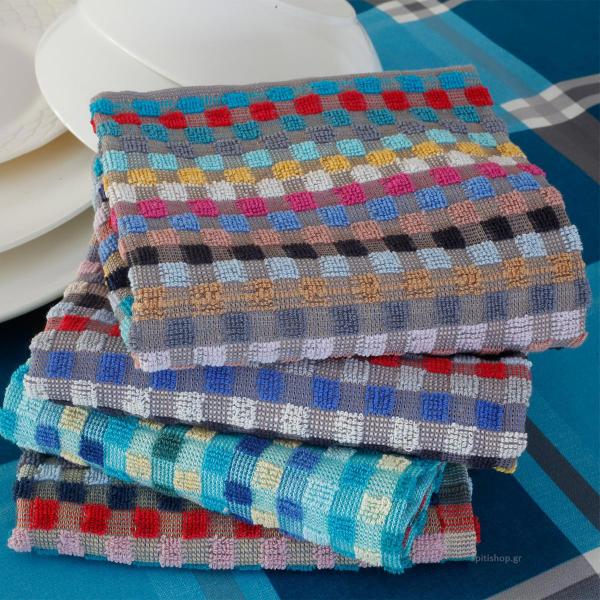 Πετσέτες Κουζίνας (Σετ 4τμχ) Melinen Kas