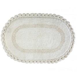 Πατάκι Μπάνιου (50x80) Nef-Nef Crochet Cream