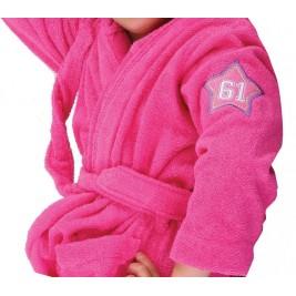 Παιδικό Μπουρνούζι Nef-Nef Junior Kids Hot Pink
