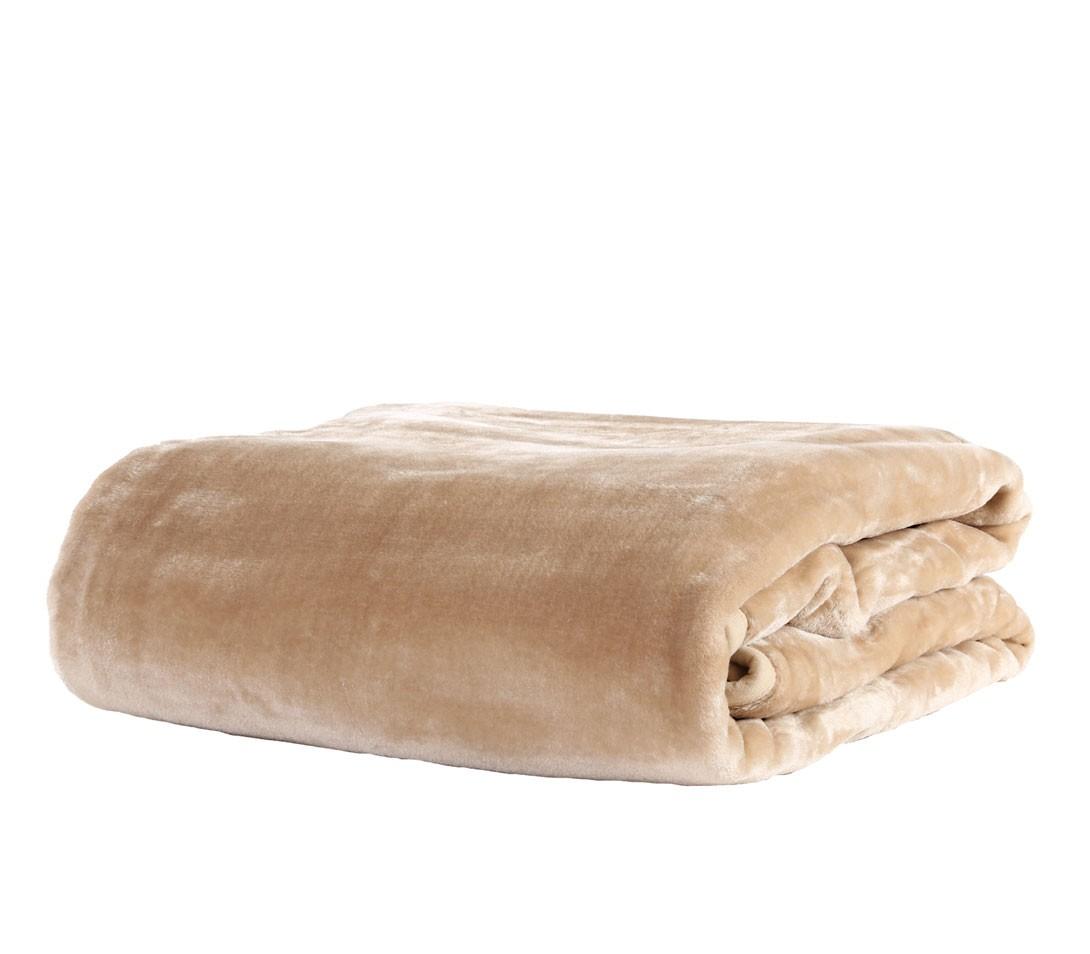 Κουβέρτα Βελουτέ Υπέρδιπλη Nef-Nef Loft Linen