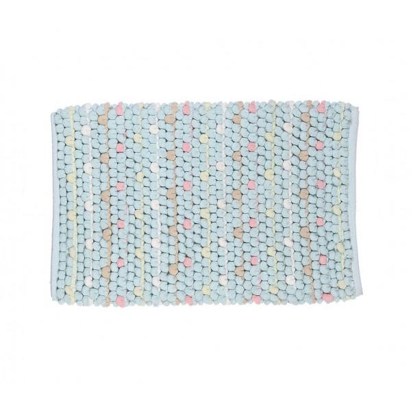 Πατάκι Μπάνιου (50x80) Nef-Nef Fluffy Blue
