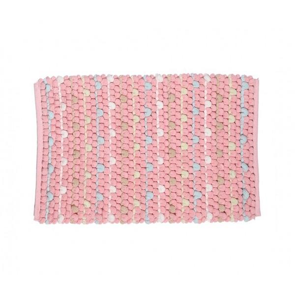 Πατάκι Μπάνιου (50x80) Nef-Nef Fluffy Pink