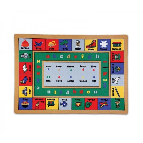 Παιδικό Χαλί (133x190) Nef-Nef Junior Lesson