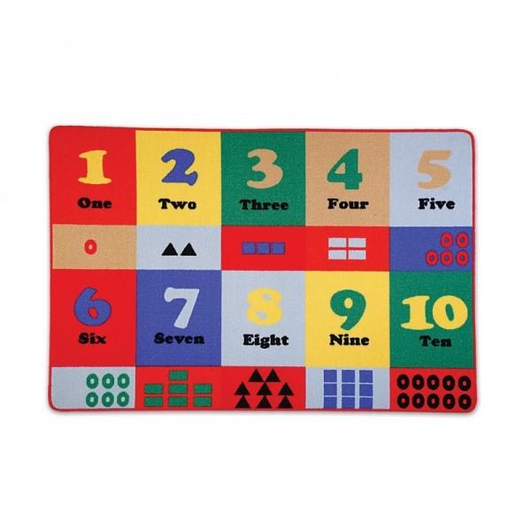 Παιδικό Χαλί (100x150) Nef-Nef Junior Numbers