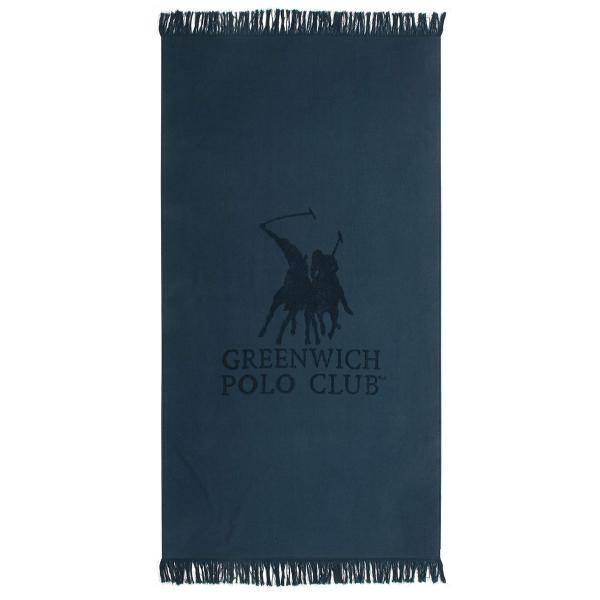 Πετσέτα Θαλάσσης-Παρεό Polo Club Essential Beach 3527