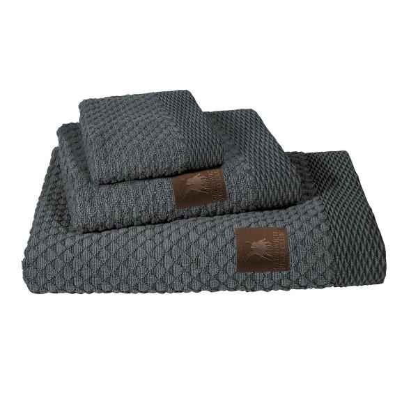 Πετσέτες Μπάνιου (Σετ 3τμχ) Polo Club Essential 2538