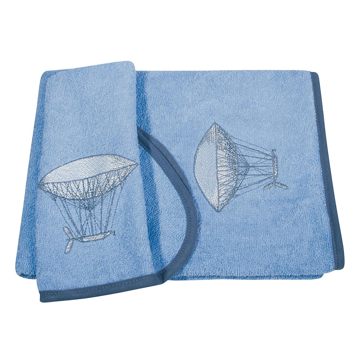 Βρεφικές Πετσέτες (Σετ 2τμχ) Polo Club Essential Baby 2938