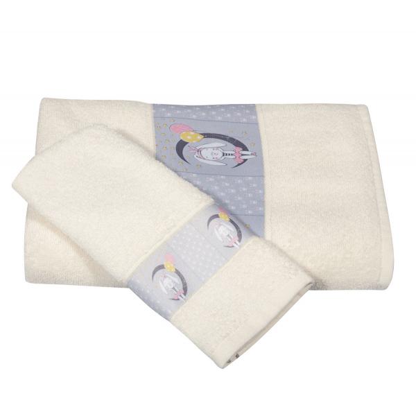 Βρεφικές Πετσέτες (Σετ 2τμχ) Polo Club Essential Baby 2932