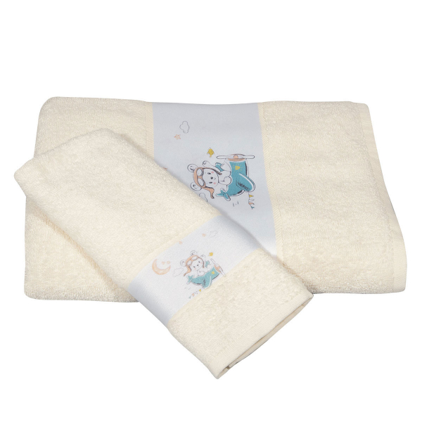Βρεφικές Πετσέτες (Σετ 2τμχ) Polo Club Essential Baby 2933