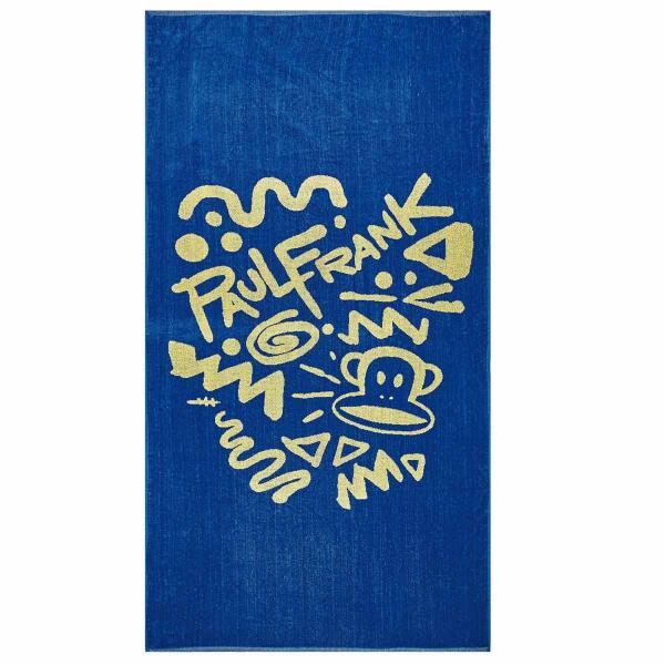 Παιδική Πετσέτα Θαλάσσης Kentia Paul Frank 20