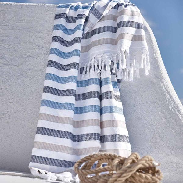 Πετσέτα Θαλάσσης - Παρεό Kentia Myrtos 18