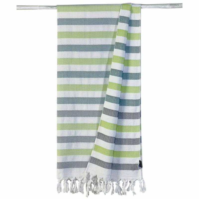 Πετσέτα Θαλάσσης - Παρεό Kentia Myrtos 22