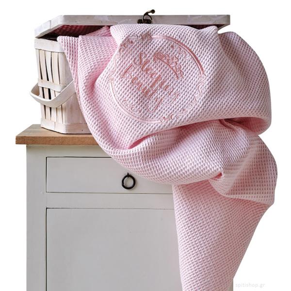 Κουβέρτα Πικέ Αγκαλιάς Kentia Baby Beauty