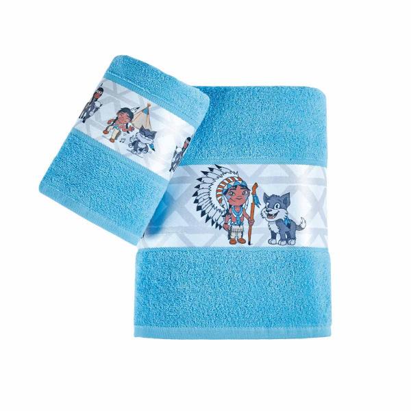 Παιδικές Πετσέτες (Σετ 2τμχ) Kentia Kids Apatsi