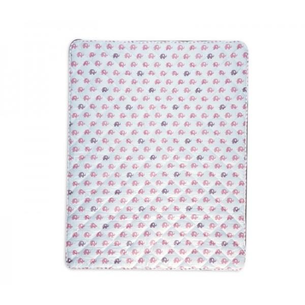 Κουβερλί Κούνιας Nef-Nef Baby Barrus Pink