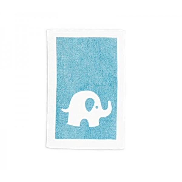 Βρεφική Πετσέτα Χεριών (40x60) Nef-Nef Baby Barrus Aqua