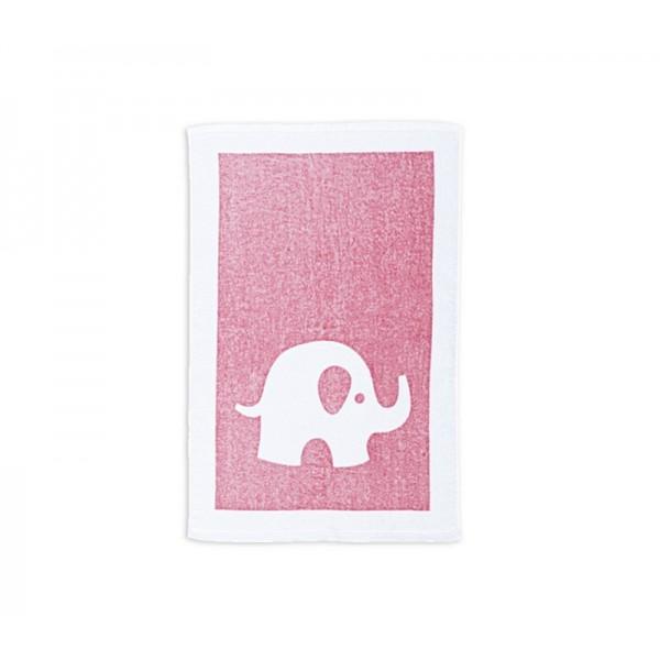 Βρεφική Πετσέτα Χεριών (40x60) Nef-Nef Baby Barrus Pink