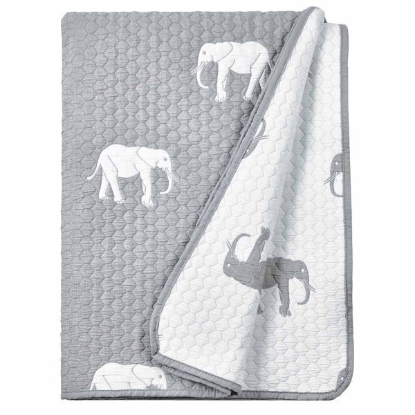 Κουβέρτα Ματλασέ Μονή 2 Όψεων Kentia Kids Dumbo 22