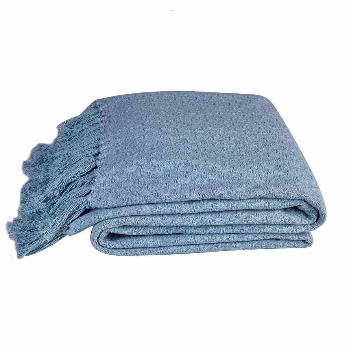 Κουβέρτα Πλεκτή Μονή 2 Όψεων Kentia Loft Priya 19
