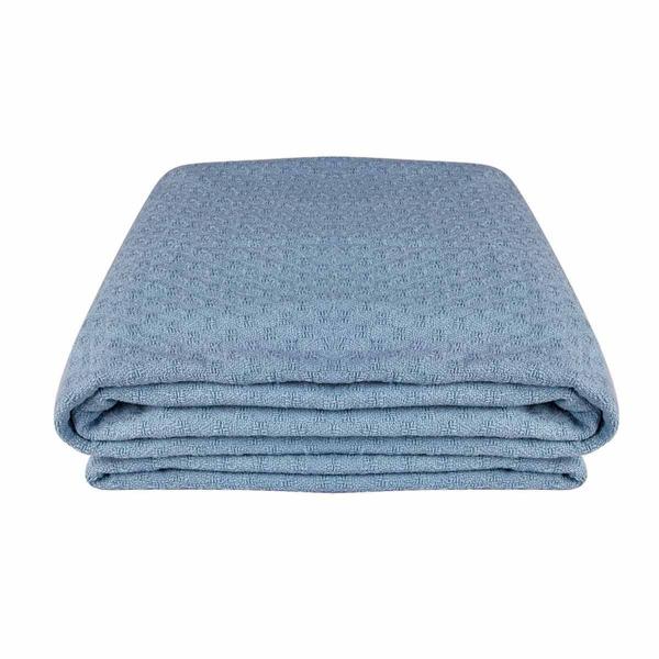 Κουβέρτα Πλεκτή Κούνιας Kentia Baby Priya 19 Navy Blue