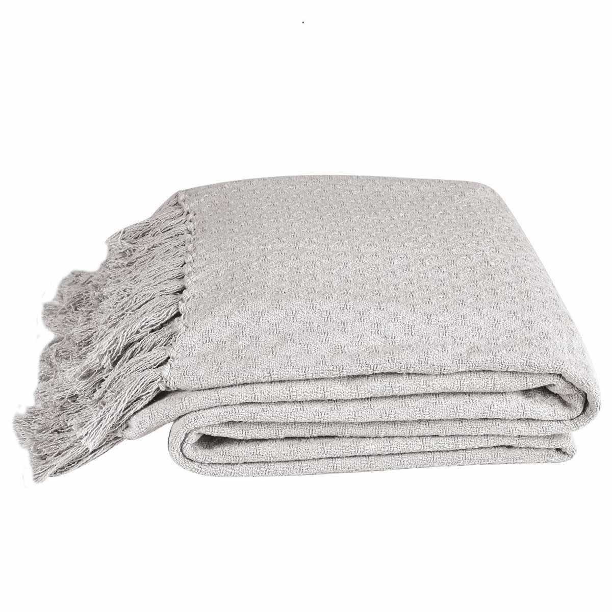 Κουβέρτα Πλεκτή Ημίδιπλη 2 Όψεων Kentia Loft Priya 22