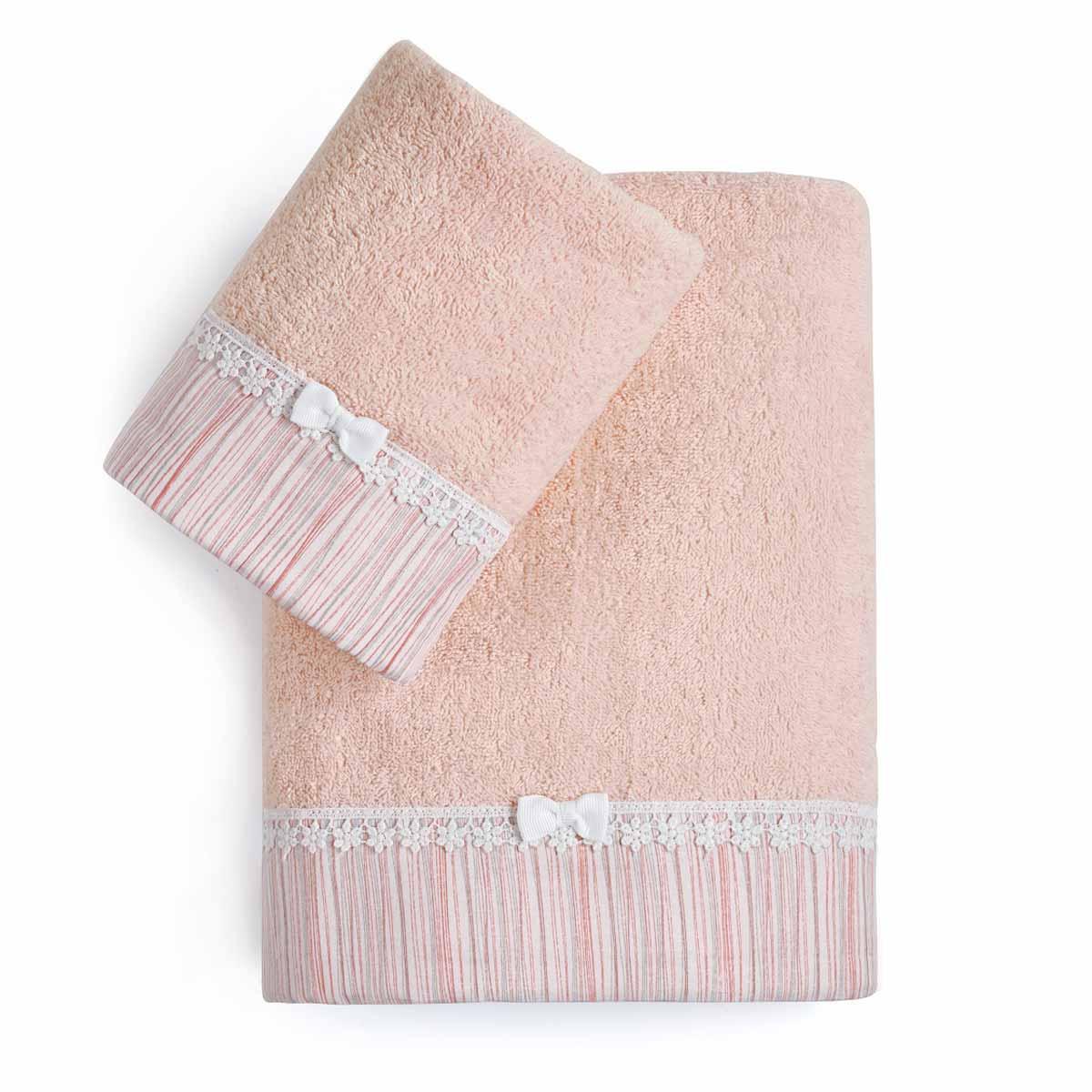 Παιδικές Πετσέτες (Σετ 2τμχ) Kentia Baby Nadine