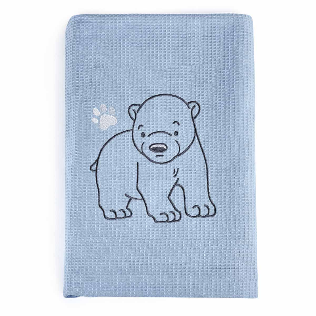 Κουβέρτα Πικέ Κούνιας Kentia Baby Polar