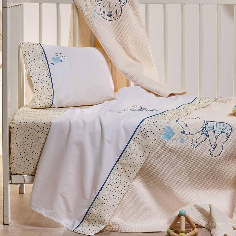 Σεντόνια Κούνιας (Σετ) Kentia Baby Billy