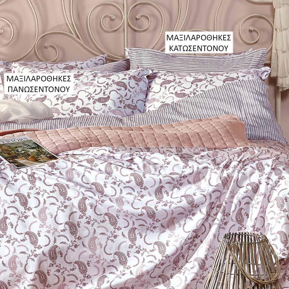 Ζεύγος Μαξιλαροθήκες Kentia Stylish Leona 05 ΜΑΞΙΛΑΡΟΘΗΚΕΣ ΚΑΤΩΣΕΝΤΟΝΟ ΜΑΞΙΛΑΡΟΘΗΚΕΣ ΚΑΤΩΣΕΝΤΟΝΟ