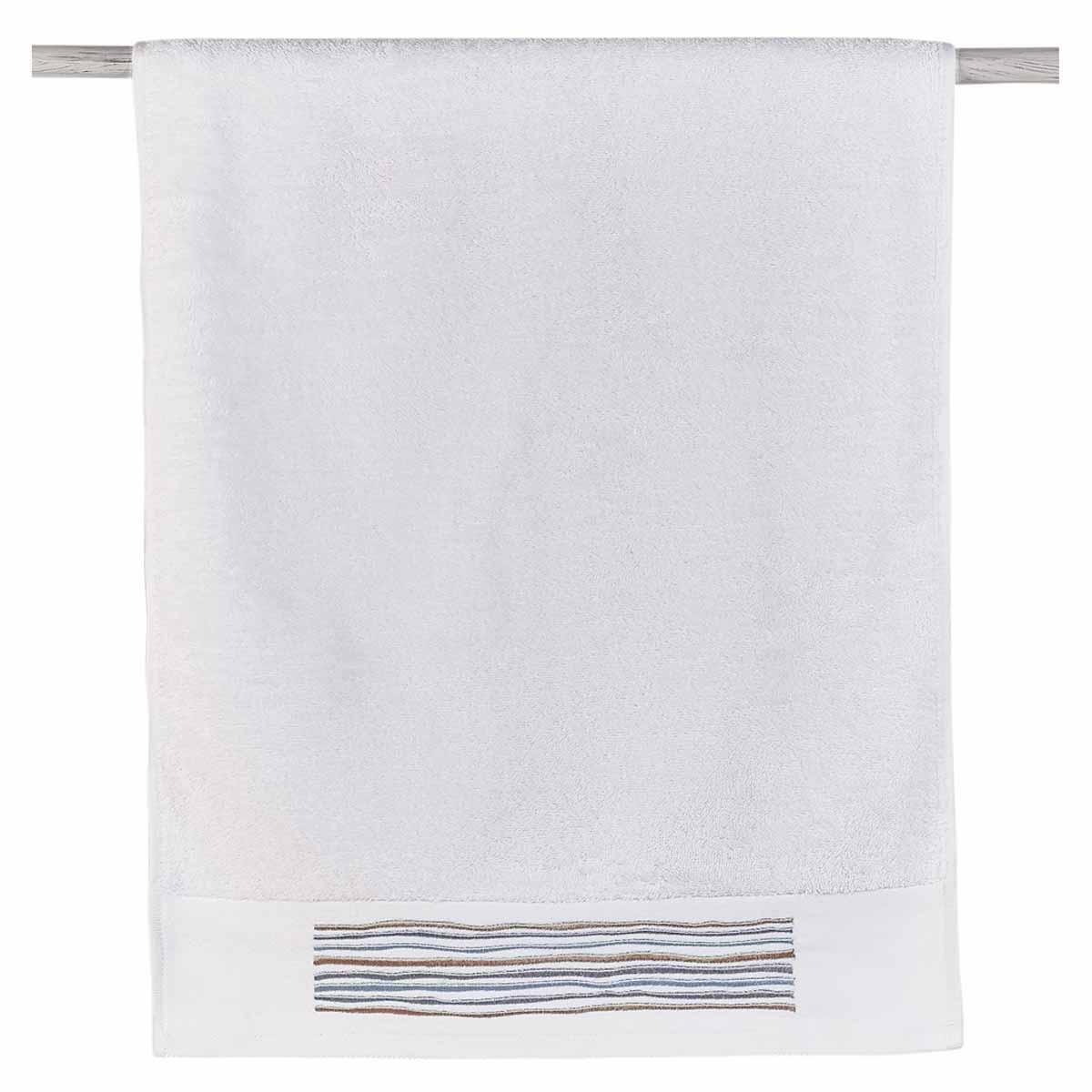 Πετσέτες Μπάνιου (Σετ 3τμχ) Kentia Bath Stick 00