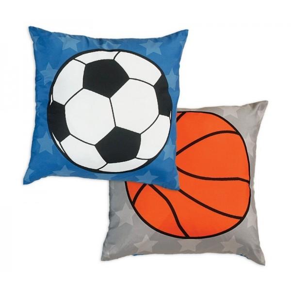 Διακοσμητικό Μαξιλάρι 2 Όψεων Nef-Nef Junior Sports