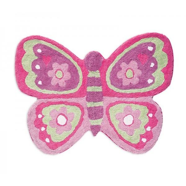 Παιδικό Πατάκι (95x70) Nef-Nef Junior Happiness Butterfly